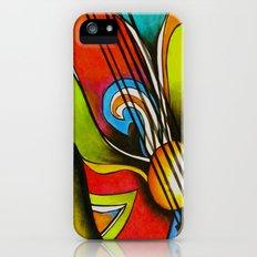 Untitled (Guitar)  Slim Case iPhone (5, 5s)