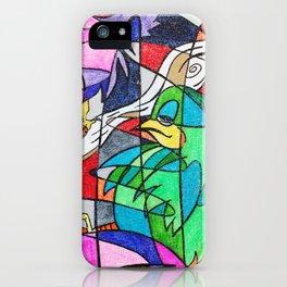 Birdology iPhone Case