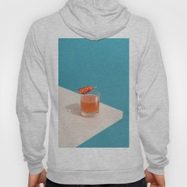 Delicious Summer Strawberry Cocktail Hoody
