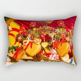 Christmas decorations Rectangular Pillow