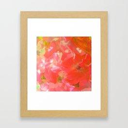 Sakura Pink Framed Art Print
