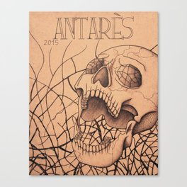 Antarès Canvas Print