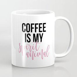 Spirit Animal Coffee Mug Coffee Mug
