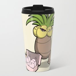 Pokémon - Number  102 & 103 Travel Mug