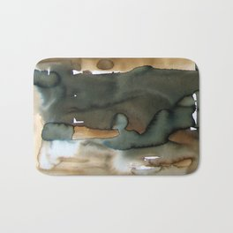 Landscape with Argonauts - Abstract 0026 Bath Mat