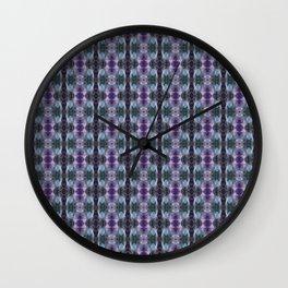 galaxy pattern Wall Clock