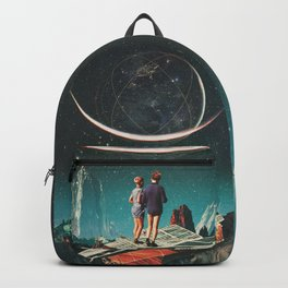It will be a whole New World Backpack