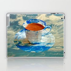 CUP OF CLOUDS Laptop & iPad Skin