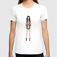 kardashian T-shirts featuring Kim Kardashian by Jack Hale