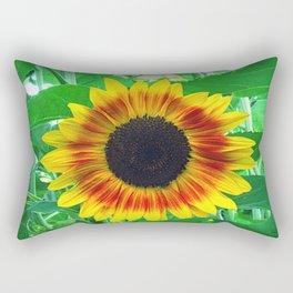 The Sunny One Rectangular Pillow