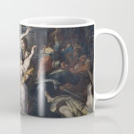 Milan - paint of Massacre of the Innocents from San Eustorgio church Coffee Mug