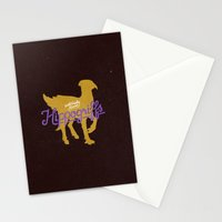 Hippogriffs Stationery Cards