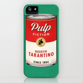 Pulp Shot iPhone Case