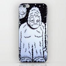 Bigfeet iPhone & iPod Skin
