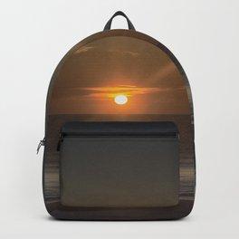 Breaking Dawn Daytona Beach Backpack
