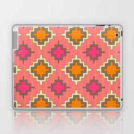 tangerine kilim Laptop & iPad Skin