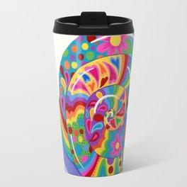 Snail Trail Travel Mug