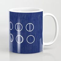 cycle Mugs featuring Cycle by daphneebc