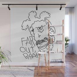 SO FAR OUT Wall Mural