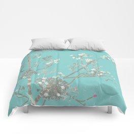 Ume blossom Comforters