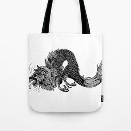 Dragoon Tote Bag