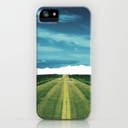 Lost Horizon2 iPhone Case