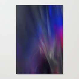 Heavenly lights in water of Life-4 Canvas Print
