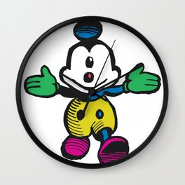 Mutant Mouse Wall Clock