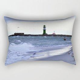 STORMY BALTIC Rectangular Pillow