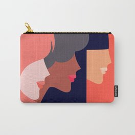 Together, we can  #girlpower Carry-All Pouch