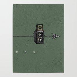 Explore - III Poster