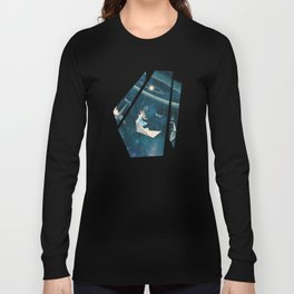 My Favourite Swing Ride Long Sleeve T-shirt
