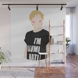 Isak - I Am Illuminati Wall Mural