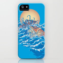 The Lost Adventures of Captain Nemo iPhone Case