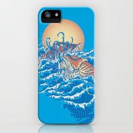 The Lost Adventures of Captain Nemo iPhone Case