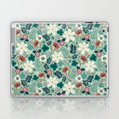 Flower Garden Laptop & iPad Skin