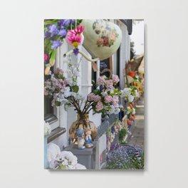 Spring In Pastels In Holland Metal Print
