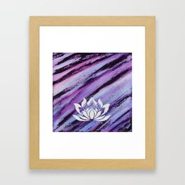 Wild Compassion Framed Art Print