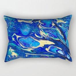 Wash Over Spring Rectangular Pillow