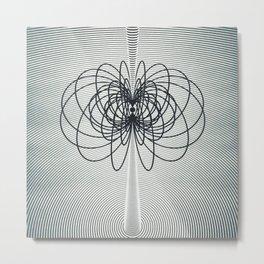Pulsar Metal Print