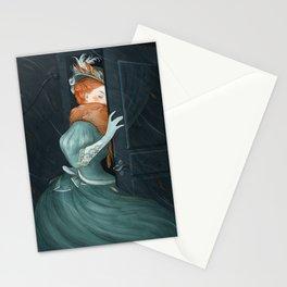Irene Adler - Sherlock Holmes Stationery Cards