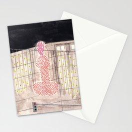 Phallic christmas Stationery Cards