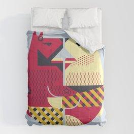 Two Bears Comforters