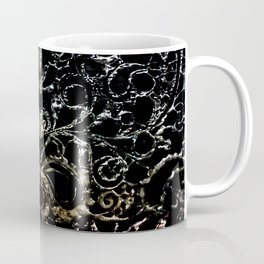 Damask : vintage royal Coffee Mug