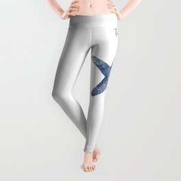 Starfish Tide Pool habitat Leggings