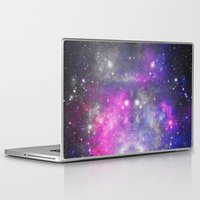 universe Laptop & iPad Skins featuring Universe by haroulita