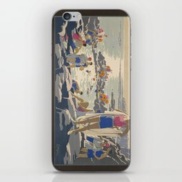 affiches whitley bay. 1929 iPhone Skin
