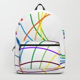 Spiranbow Graph Backpack