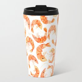 Shrimp Travel Mug