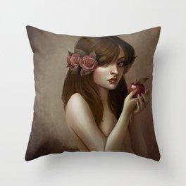 Les Petits Plaisirs Throw Pillow
